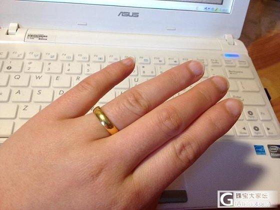 很纠结,光圈戒指哪个好?大家帮忙看看(有图)_戒指金