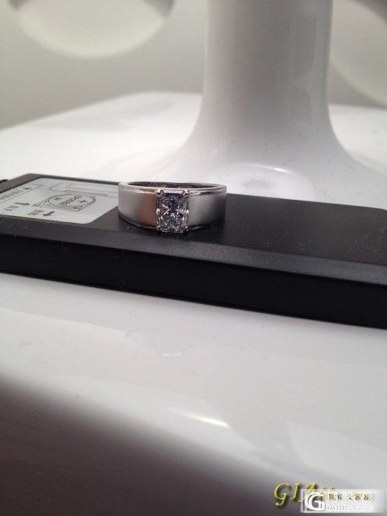 长方雷帝恩款式评议(回贴必闪)_异形钻戒指钻石