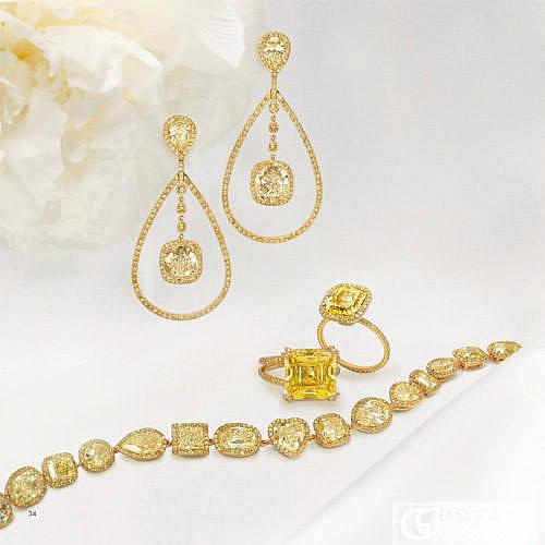 顶级珠宝— 设计鉴赏_钻石