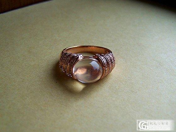 我的名字叫——酱油贵过鸡_戒指月光石刻面宝石