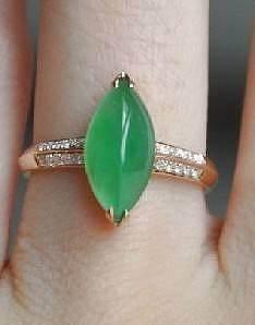 【心怡珠宝镶嵌】两款戒指,请大家评哪款更漂亮_珠宝