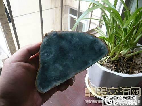 求学:蒙头的、擦口的原石如何估价?10.26已上切开图_翡翠半成品