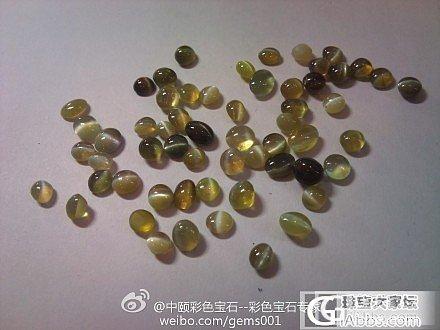 小猫眼1~2ct, 1200/ct, 上海的同学可以来自己挑选_中颐彩色宝石