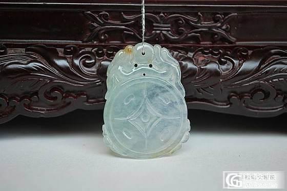 【翠瑾轩】3.29终身包退换 全手工雕刻 冰种吊坠特价专场 一款一件 独一无二_翡翠