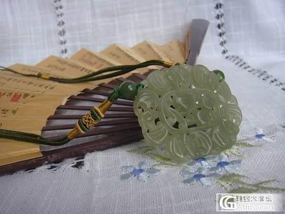 店主设计项链之雅_传统玉石
