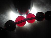 南非玻璃体酒红石榴石终于到货了,一图一物,求包养_宝石