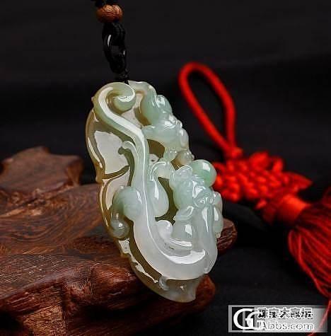 缅甸A货翡翠 阳美大师之佳作 工美质细 水润种老 上身大方漂亮美丽_翡翠