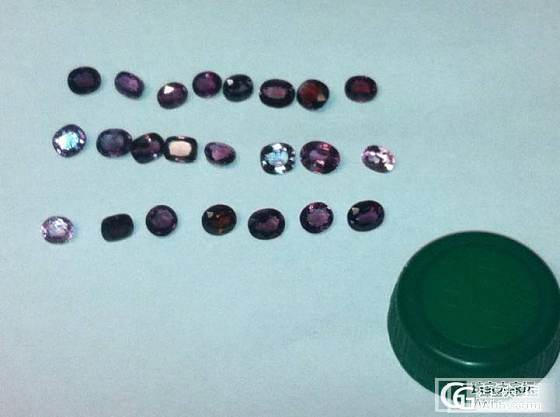这种成色的尖晶大概是神马价位_尖晶石刻面宝石