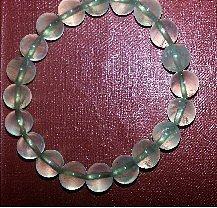 转几条清新夏季手链,亲来看看呗!(新加月光石,天河石细节图哦)_宝石