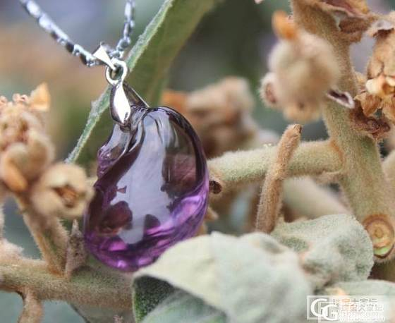 来个紫水晶钱袋_宝石