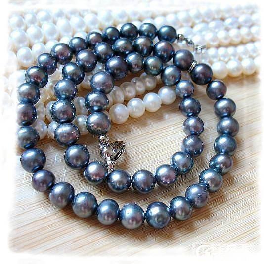爱珍珠,看淡一切,谢谢顶级云姜和SNOW,我也该出来说话了_珠宝