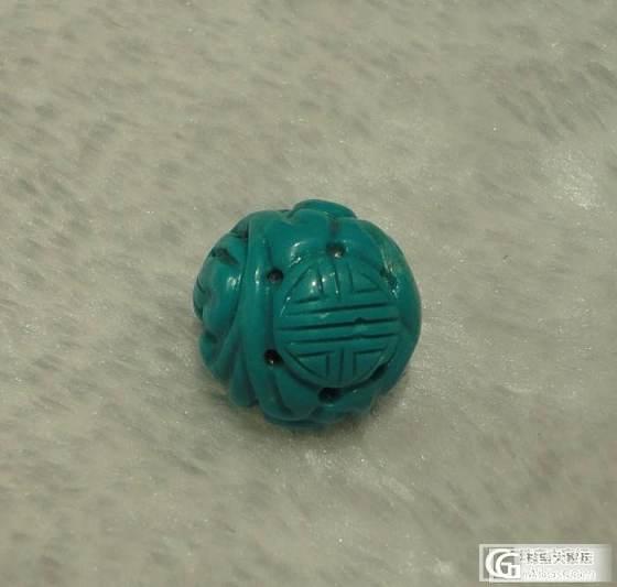 绿松石求鉴定_松石