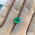 求估价祖母绿戒指(尽然找到啦裸鸡照,求再次估价。)