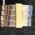 ❄️❄️品牌BURBERRY 18k/SV 16.5号 总重17.8号 。人民币...