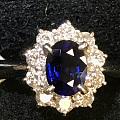 蓝宝,马上日本一年一度最大的珠宝展了。大家准备好了吗?568935134