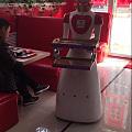 机器人服务员
