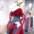 12米梵音下裙的视频来了~
