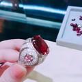 阿拉伯王子的紅寶碧璽