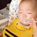 宝宝的可爱时刻是对看护者的奖赏吧