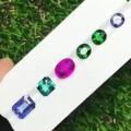 补充紫色铜锰碧玺视频