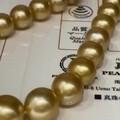 南洋金珠项链