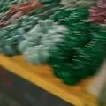 满绿来了,还是一堆一堆的😁快来看看吧,走过路过不要错过啦😂大家顺便猜猜这是哪?