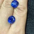 这两颗蓝宝石哪一颗比较好看啊?